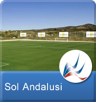 Sol Andalusi Professional Football Training Near Malaga, Spain