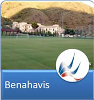 Benahavis Professional & Amateur Football Training in Marbella