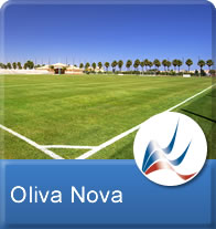 Oliva Nova Professional & Amateur Football Training in Marbella