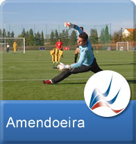 Amendoeira Professional Football Training Centre in Portugal
