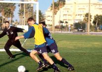 Albufeira Professional Football Training Centre in Portugal