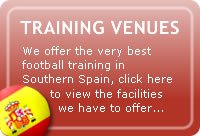 Southern Spain football training facilities