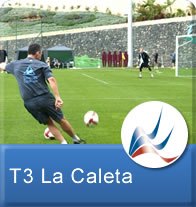 T3 Top Training Professional Football Training Centre in Tenerife